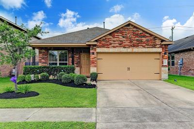 Alvin Single Family Home For Sale: 308 Kendall Crest Drive