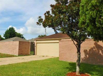 Houston Single Family Home For Sale: 9210 Beringwood Drive