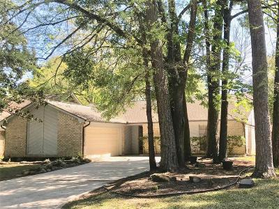 Spring Single Family Home For Sale: 2114 Shady Bayou Lane