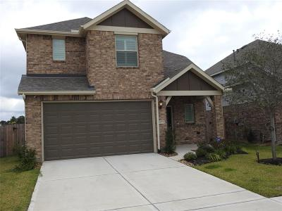 Porter Single Family Home For Sale: 21275 Flowering Crape Myrtle Drive