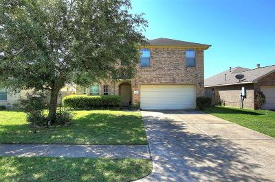 Texas City Single Family Home For Sale: 8013 Leaning Oak Drive