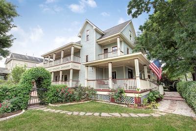 Houston Single Family Home For Sale: 208 Teetshorn Street