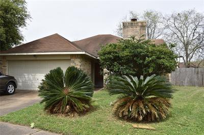 Houston Single Family Home For Sale: 15530 Town Green Drive