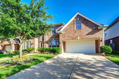 Tomball Single Family Home For Sale: 12711 Songhollow Drive