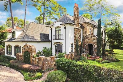 Sherwood Forest Single Family Home For Sale: 706 E Friar Tuck Lane