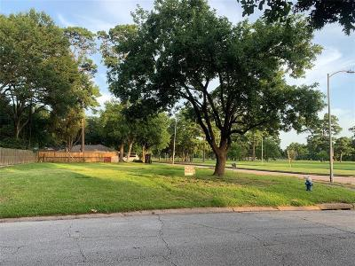 Harris County Residential Lots & Land For Sale: 2323 Althea Drive