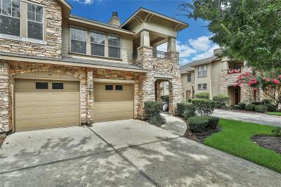 The Woodlands Condo/Townhouse For Sale: 34 Scarlet Woods Court