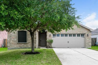 Houston Single Family Home For Sale: 447 Mystic Trail Loop
