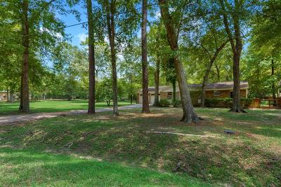 Conroe Single Family Home For Sale: 4 Hillcrest Drive