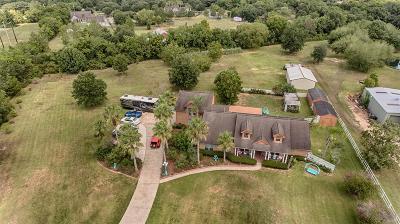 League City Single Family Home For Sale: 600 Hewitt Street