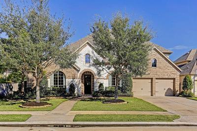 Katy Single Family Home For Sale: 25518 Madison Falls