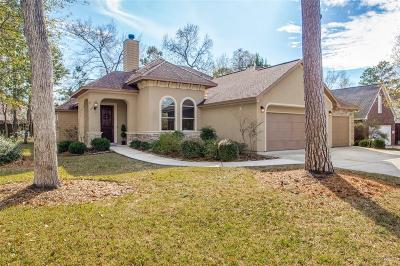 Willis Single Family Home For Sale: 14715 Antares Drive