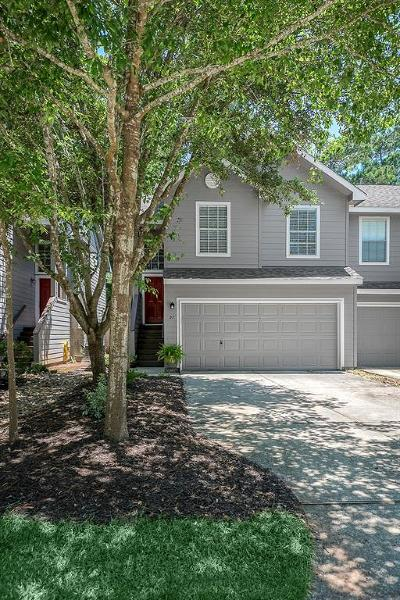 The Woodlands Condo/Townhouse For Sale: 27 S Villa Oaks Drive