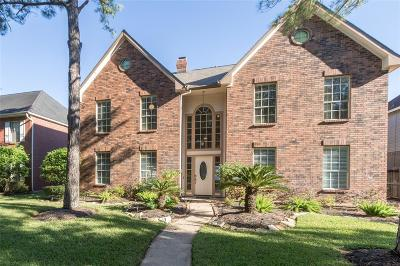 Missouri City Single Family Home For Sale: 2807 Double Lake Drive