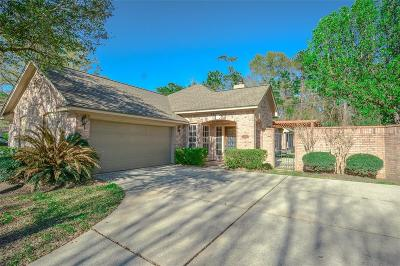 Kingwood Single Family Home For Sale: 2706 Penmere Court