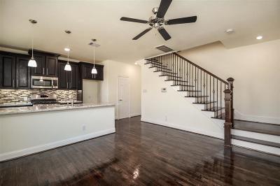 Harris County Single Family Home For Sale: 827 E 33rd Street