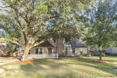 Katy Single Family Home For Sale: 2834 W Elm Circle