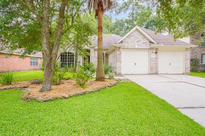 Conroe Single Family Home For Sale: 27 Davis Cottage Court