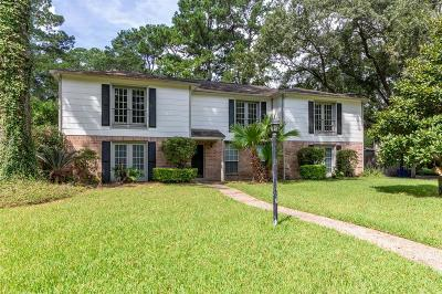 Spring Single Family Home For Sale: 17811 Abby Lane
