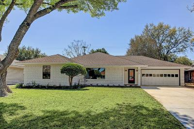 Houston Single Family Home For Sale: 4317 Waycross Drive