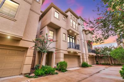 Houston TX Condo/Townhouse For Sale: $418,900