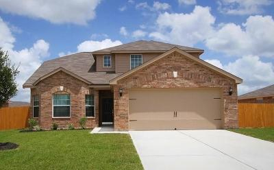 Katy Single Family Home For Sale: 1029 Texas Timbers Drive