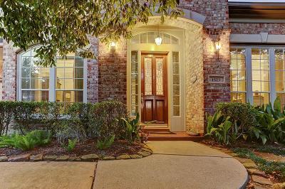 Houston Single Family Home For Sale: 1523 Harness Oaks Court