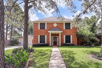 Houston Single Family Home For Sale: 14703 Forest Trails Drive