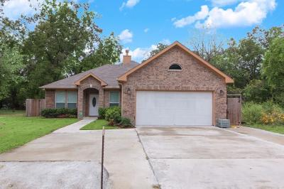 Houston Single Family Home For Sale: 6911 Hoffman Street