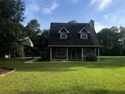 New Waverly Single Family Home For Sale: 7b Ranch Road