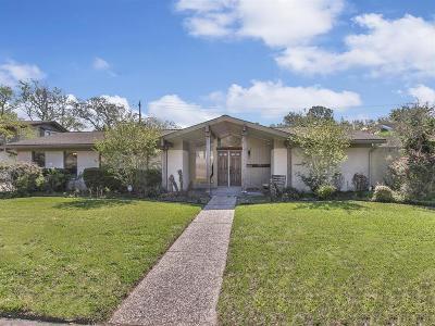 Houston Single Family Home For Sale: 9711 Cedarhurst Drive