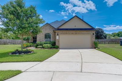 Fresno TX Single Family Home For Sale: $210,500