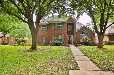 Tomball Single Family Home For Sale: 16403 Avenfield Road