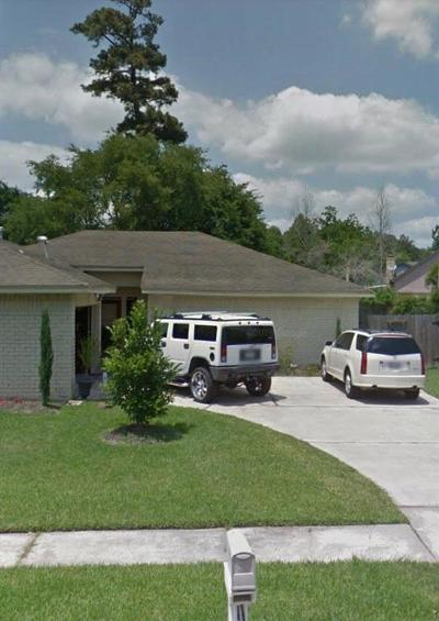 Humble Single Family Home For Sale: 5313 Quail Tree Lane