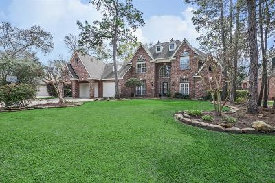 The Woodlands Single Family Home For Sale: 22 N Meadowmist Circle
