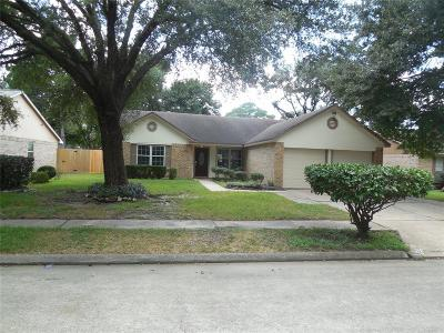 Humble Single Family Home For Sale: 20111 Rustlewood Drive