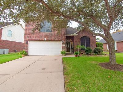 League City Single Family Home For Sale: 4407 Chestnut Grove