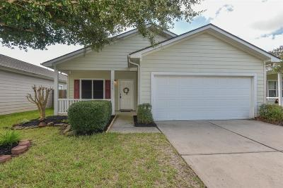 Tomball Single Family Home For Sale: 10019 Date Meadow Lane