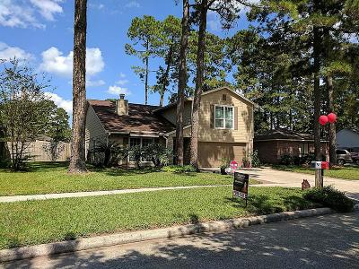 Spring Single Family Home For Sale: 4414 Lost Lake Lane