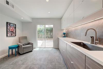 Houston Condo/Townhouse For Sale: 4445 Mount Vernon Street