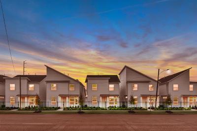 Houston Single Family Home For Sale: 2003 Saint Charles Street