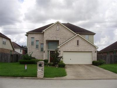 Houston Single Family Home For Sale: 6615 W Nanaksar Drive