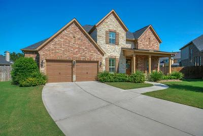 Conroe Single Family Home For Sale: 17015 Swamp Bluet Court