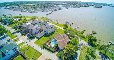Clear Lake Single Family Home For Sale: 203 W Shore Drive