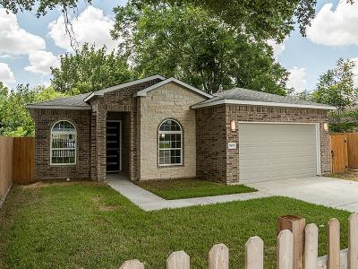 Houston Single Family Home For Sale: 5109 Terry Street