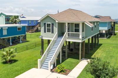 Galveston Single Family Home For Sale: 4131 Navarro