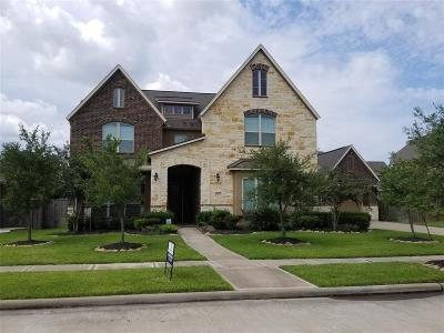 Richmond Single Family Home For Sale: 21222 Harvest Thistle Drive