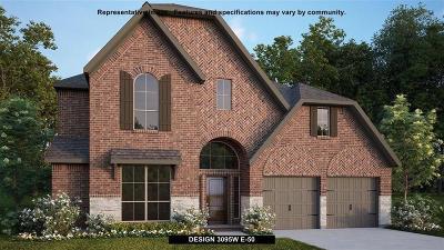 Kingwood Single Family Home For Sale: 3206 Skylark Valley Trace