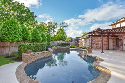 Missouri City Single Family Home For Sale: 9206 Hummingbird Lane