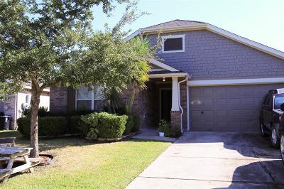 Texas City Single Family Home For Sale: 3316 Indigo Sky Lane